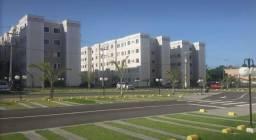 Apartamento com 2 dormitórios à venda, 48 m² por R$ 149.500,00 - Abrantes - Camaçari/BA