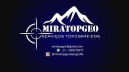 Topógrafo/ As-built/ Plantas/ Certificação Incra