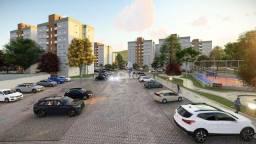 Residencial Morada do Leste, Camobi, Apartamentos 2 dormitórios, Sacada com Churrasqueira