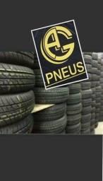 Título do anúncio: Pneu pneus liquida geral da AG Pneus economize