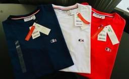 camisetas importadas masculinas atacado 10 pcs