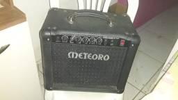 Amplificador semimovo na caixa