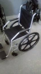 Aluguel de cadeiras de rodas muletas e andadores