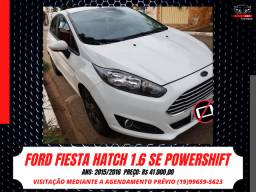 Ford Fiesta Hatch 1.6 SE Powershift 2015/2016