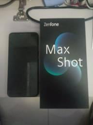 Título do anúncio: Asus ZenFone Max Shot ZB634KL