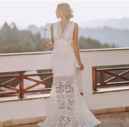 Vestido pré wedding
