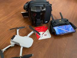 Drone DJI mini mavic-Guimbal 3 eixos, fotos e vídeos