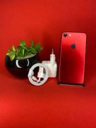 IPHONE 7 128GB RED PROMOÇÃO!!!!