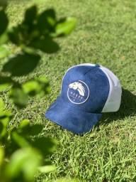 Boné Horse Premium Azul Marinho