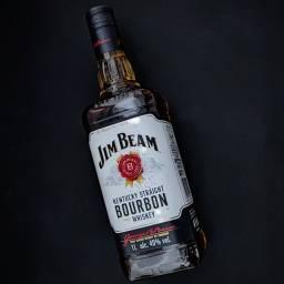 Whiskey Jim Beam Kentucky Straight Bourbon
