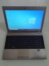 "Notebook Samsung ""Intel Core I3, 4Gb, HD320Gb"""