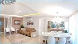 Apartamento com 3 dormitórios, 2 vagas, sacada com churrasqueira, infra completa, Dubai