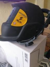 Título do anúncio: Kit maleta de ferramentas e máscara automática 120 cada