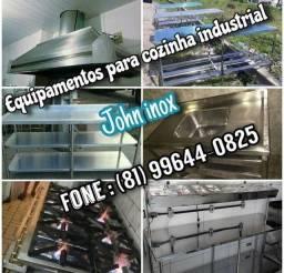 Título do anúncio: Mesa para cozinha industrial inox