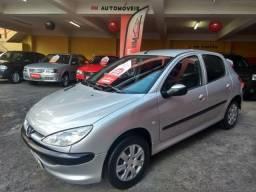 Peugeot 206 Presence 1.6 Flex