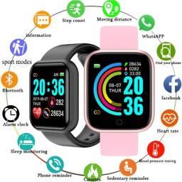 Título do anúncio: Smart watch d20- relógio inteligente digital d20