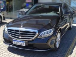 Título do anúncio: Mercedes C180 Exclusive - Impecável - Único Dono