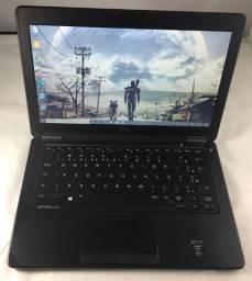 Notebook Corporativo Dell Latitude 7250 Core i5 Vpro 5Ger 8Gb SSD 256GbMsata Tec Ilumin