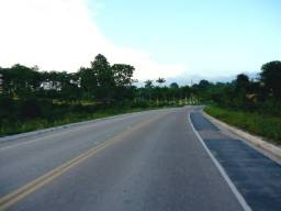 Br 174 , km 4 na pista , e tbm Distrito 1 e 2 ,é áreas de  Marinas
