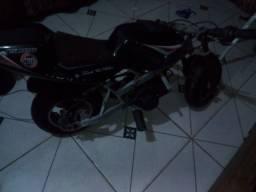 Vendo mini moto ninja 49c.