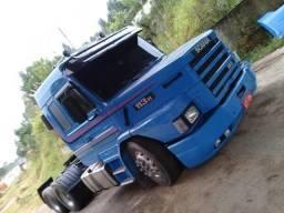 Scania 113 360 ano:96/96,azul,topline,ar condicionado,trucado 6x2,ótimo estado.