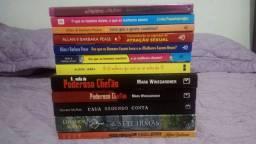 Livros diversos para venda/troca