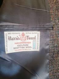 Blazer tecido escocês legítimo
