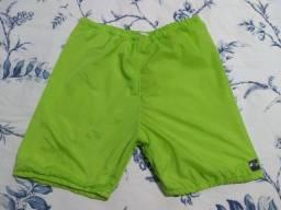Shorts esportivos para aquecimento muscular da Cribb