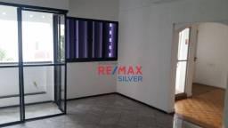 Apartamento com 3 quartos para alugar, 110 m² por R$ 1.625/mês - Graça -
