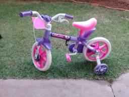 Bicicleta aro 12 Nathor Princesa