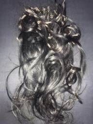 Mega hair natural R$ 200,00