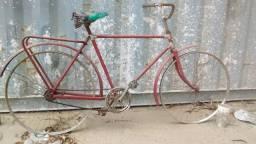 Bicicleta pra restauro