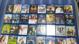 Diversos filmes em blu-ray todos originais