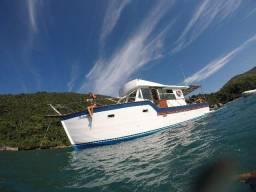 Barco trawler 38 pés ano 2005 - 2005