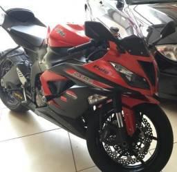 Kawasaki Ninja 636 ABS (137cv) Novíssima com R$10.000 acessórios - 2014