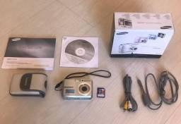 Câmera digital Samsung S760 completa super conservada