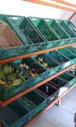 Expositor de Verduras é frutas 200 kg
