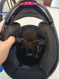Capacete Zeus Helmet