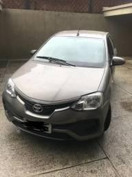 Toyota etios - Automático - 2018 - 2018