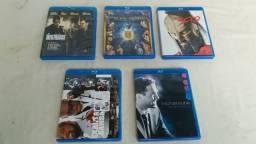 Vendo Lote Dvd e Blu-ray