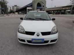 Renault Clio Campus 1.0 Legalizado Baixo Financia Com Pequena Entrada - 2011