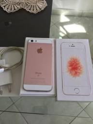 IPhone SE 16 gb semi-novo
