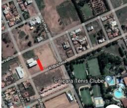 Terreno 675 m2 (15x45) a 50 m do Caiçara Tenis Clube
