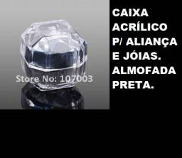 0a0407ba7b69d Caixa em Acrílico para Jóias