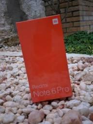 Xiaomi Redmi Note 6 32GB ou 64GB preto LACRADO