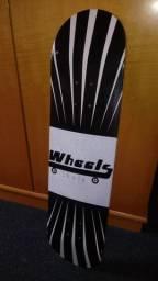 Shape wheels skate
