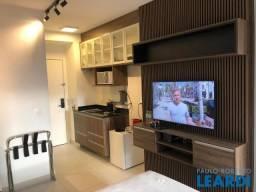 Apartamento à venda com 1 dormitórios em Sumarezinho, São paulo cod:615735