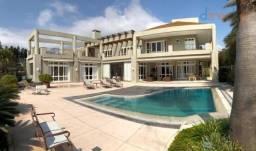 Casa Beira Mar com 5 dormitórios à venda, 930 m² por R$ 12.000.000 - Jurerê Internacional