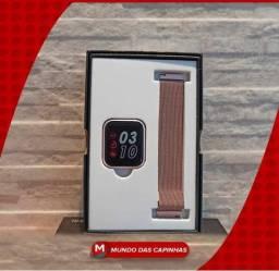 Relógio Smart bracelet lançamento em promoção últimas unidades