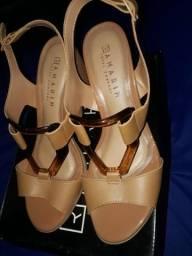 Sapato alto N°38